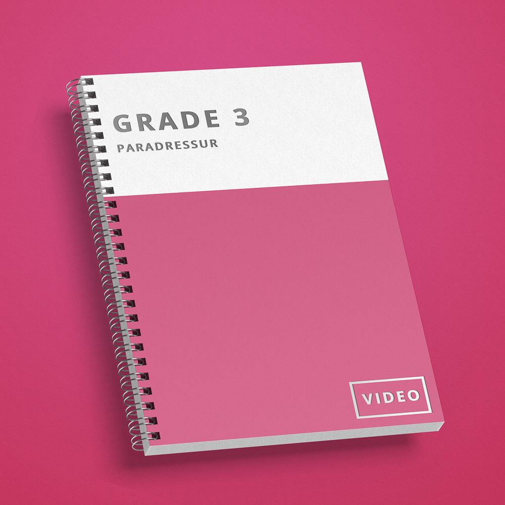 Para-Dressur – Grade 3