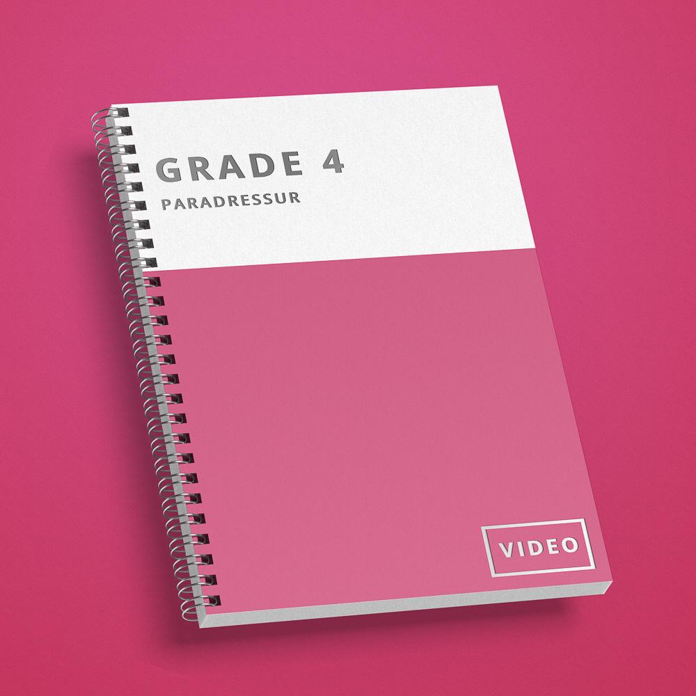 Para-Dressur – Grade 4